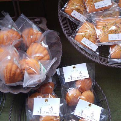 ◆てくてくパンまつり+スイーツ◆焼き菓子屋conoca