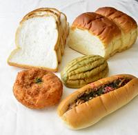 ◆第4回てくてくパンまつり◆ ハラダのパン