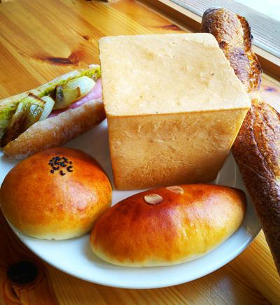 ◆てくてくパンまつり◆ パンとお話 Appleの発音