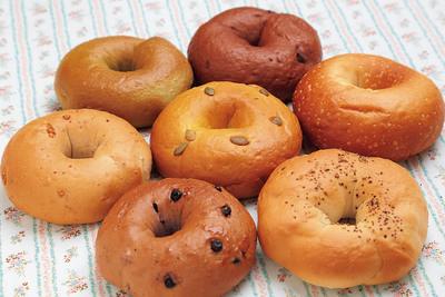 ◆てくてくパンまつり◆ LOVES BAGEL