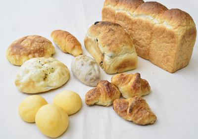 ◆第3回てくてくパンまつり◆ PATELIER FUKUMORI