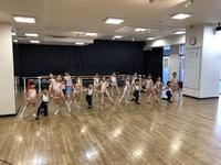 バレエが通常の授業にある幼稚園