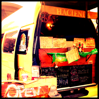 ◆ナチュラルライフフェスタ③◆石窯ピザ haciendaさん