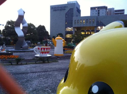 クリエイトセンター前広場その2