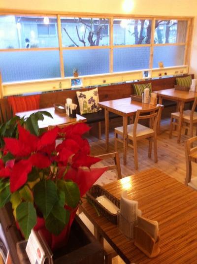 シティライフのカフェ