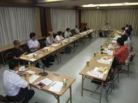 第2回 茨木まちのにぎわいづくり連絡会議開催