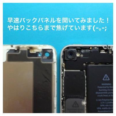絶対やめて…iPhoneを電子レンジで加熱! L(´0`L)