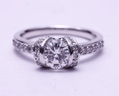 婚約指輪ブーム?