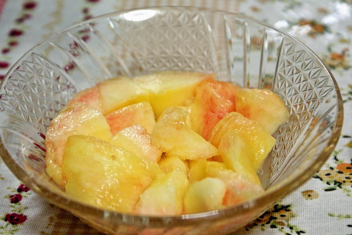 桃ですね~♪