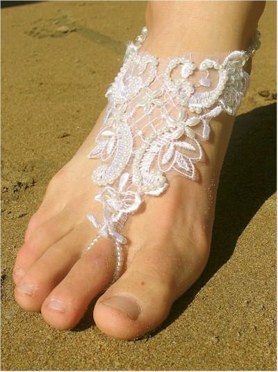 Chaussures mariée confortables en été