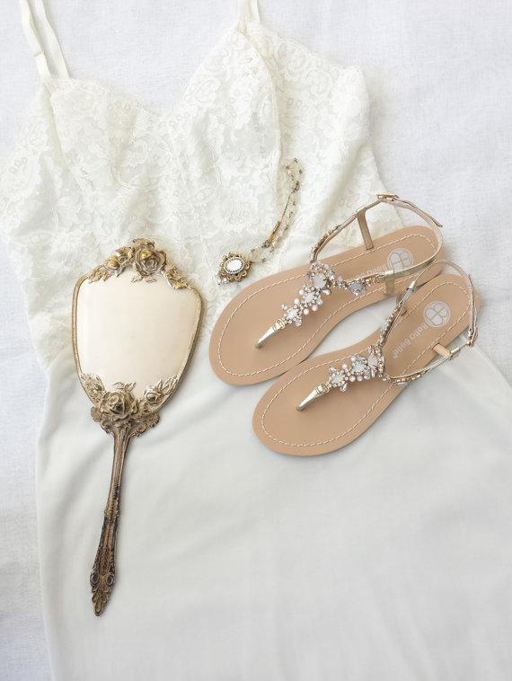 belle Chaussures mariée confortables