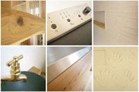 『古材丸太梁とペレットストーブと杉のオリジナルキッチンのある漆喰と無垢の家』完成見学会
