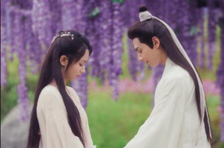 LaLaTVで放送中国ドラマ「霜花の姫~香蜜が咲かせし愛~」4話~5話のあらすじ
