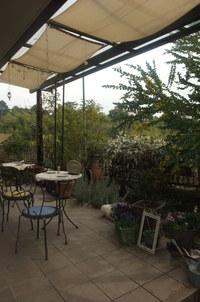 cafe SAKUさん宅を訪問しました(中村)