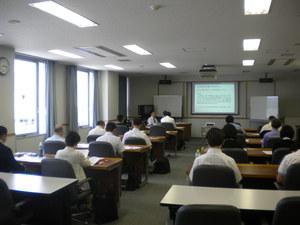 三田市商工会セミナー