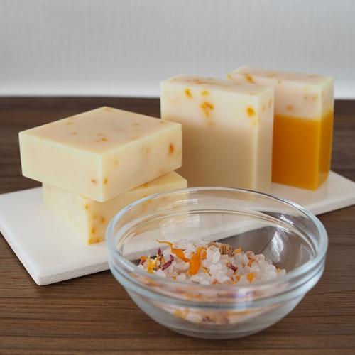 Handmade Soap Settla Green