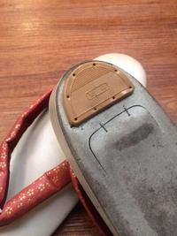 カカト修理色々出来ます!~川西能勢口駅、川西池田駅で「靴修理」ならクツショウテン~