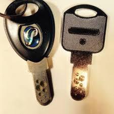 自転車の合鍵、チェーンの合鍵作製できます!!~川西能勢口駅、川西池田で「合鍵作製」ならクツショウテン~