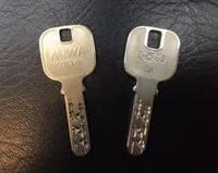 MIWAKABA JNシリンダー 合鍵作製できます!!