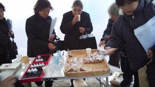コーヒーボランティア・かめちゃんCafe in 陸前高田