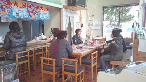 コーヒーボランティア・かめちゃんCafe in 越喜来