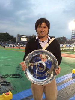Gamba Osaka J1昇格&J2 優勝!!