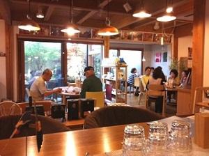 かぐらのカフェはチャレンジカフェ!