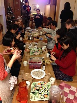 かぐらのコミュニティカフェから、小野原のコミュニティカフェへ