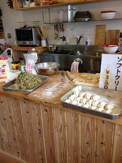 今年初めてのくらしのイベントは、餅つきとコラボ食堂!