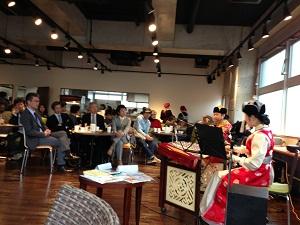 箕面市立多文化交流センターのオープンイベントに参加しました!