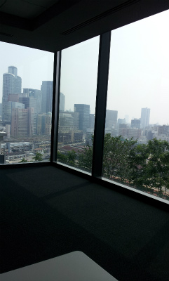 グランフロント大阪での「問題社員対策セミナー」のお礼
