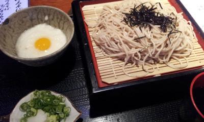 三田市の美味しいランチ ~そば