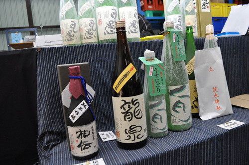 茨木市の酒蔵「中尾酒造」