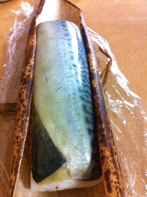 美しすぎる鯖寿司 鯖や