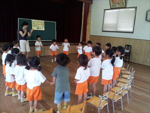 5月30日(木) 英語教室