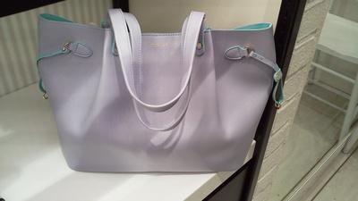 春の新作バッグ