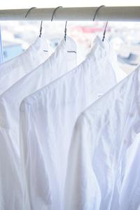 シャツの煮洗い
