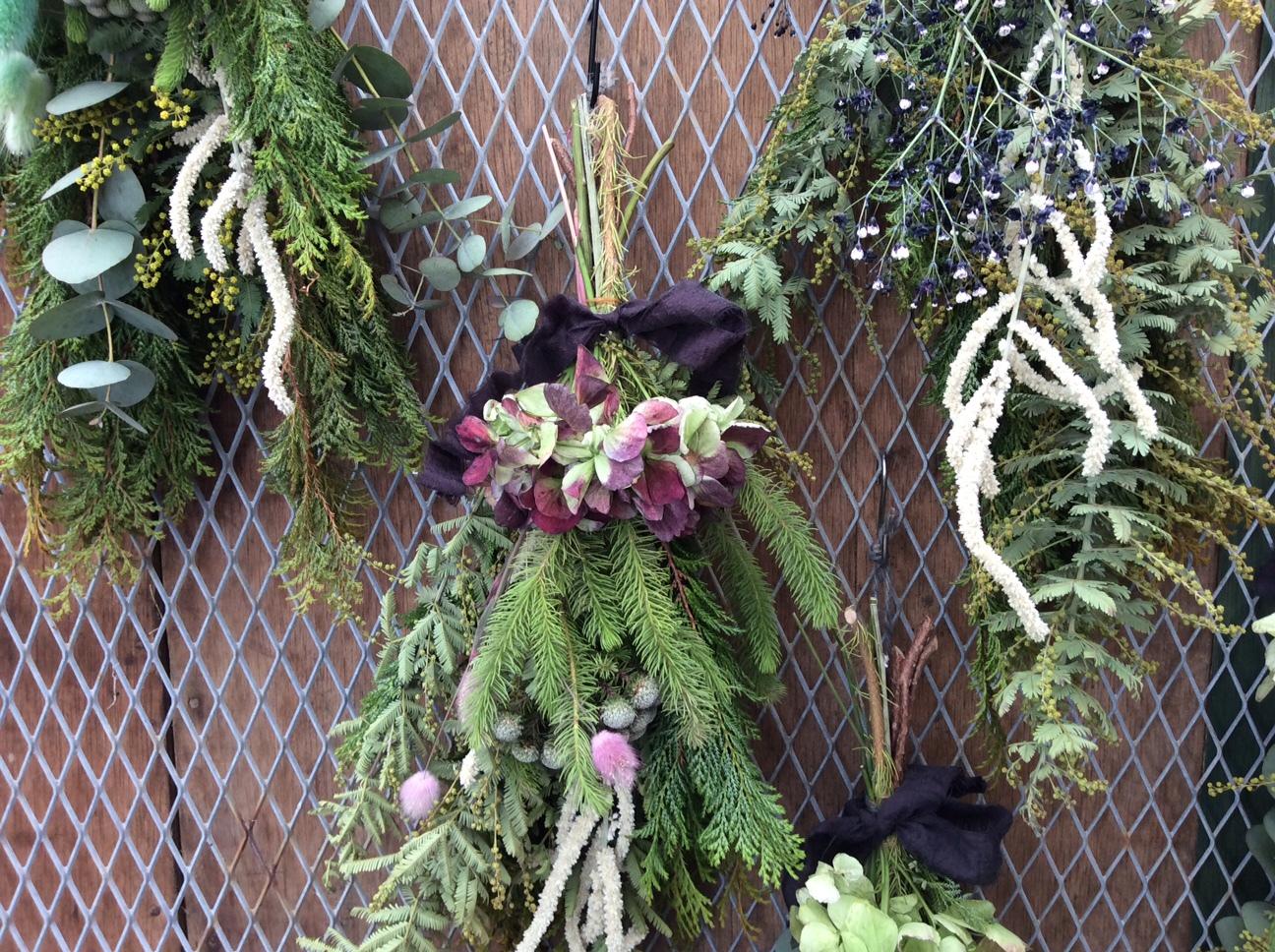 flower&green Lagurus