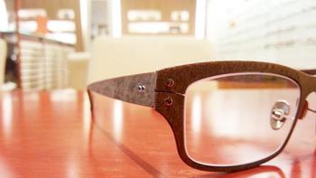 神秘的な眼鏡「LUCAS de STAEL」!!
