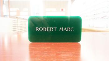 最新作!!「ロバートマーク」