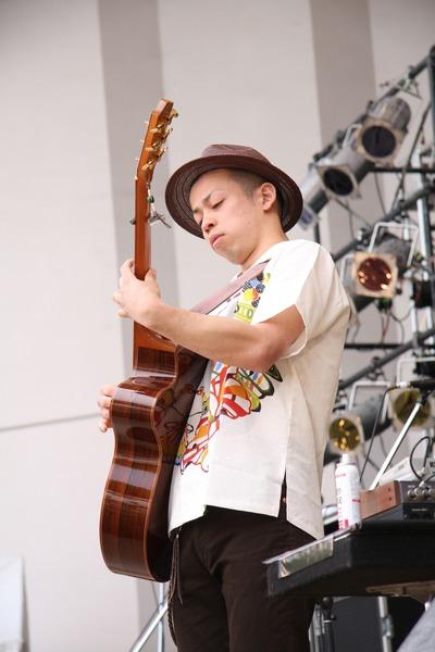 LOHAS Stage♪ わたなべゆう(4/29)