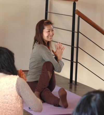 LOHAS Stage♪ 青空YOGA(4/28)