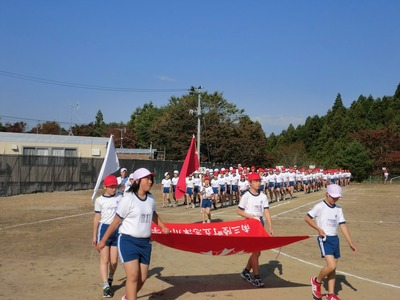 ベルマーク!集めて、被災地小学校を応援!!