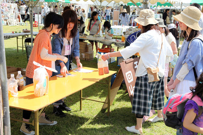 第16回ロハスフェスタin万博公園☆報告記