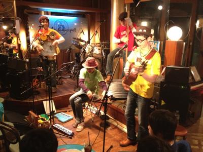LOHAS Stage♪ 激団モンゴイカ(4/29)