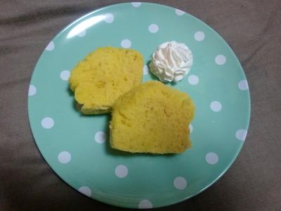 かぼちゃのパンケーキ
