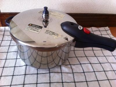たったの20分!圧力鍋炊飯