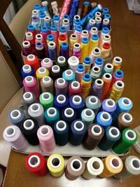 100色糸が入りました