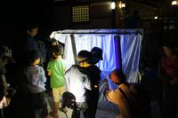 -終了しました- 自然観察会8月8日「夏の夜灯りに集まる虫たち観察」