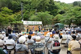 -終了しました- 新緑の森で音楽を・・・「第18回 箕面の森の音楽会』